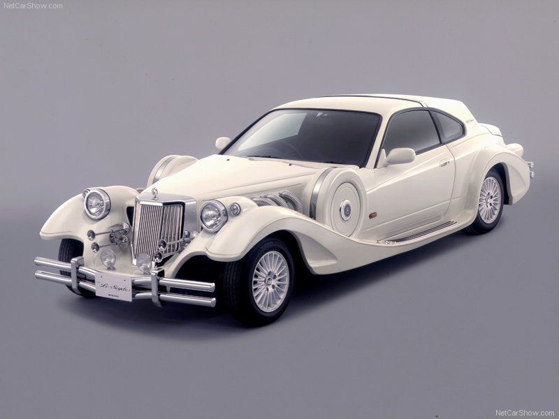Latest Gtsoh Mitsuoka Le Seyde Gnarly Faction Free Download