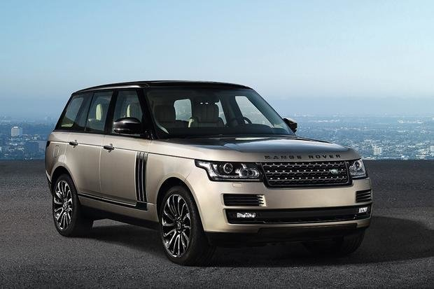 Latest 2014 Land Rover Range Rover New Car Review Autotrader Free Download