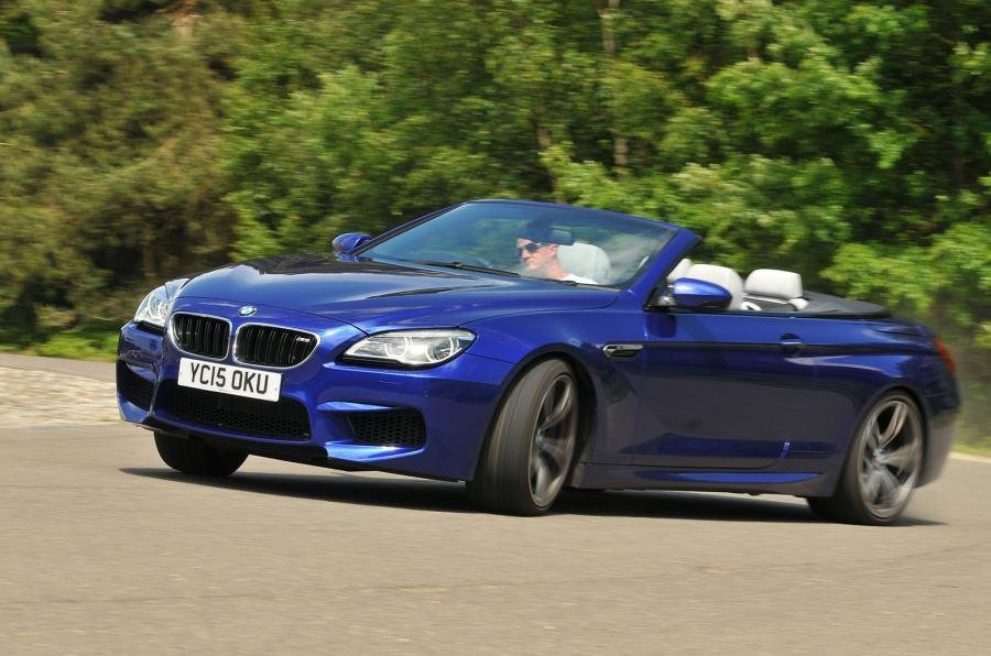 Latest Bmw M6 Convertible Review 2017 Autocar Free Download