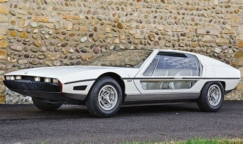 Latest 6 Bertone Designed Concept Cars To Be Auctioned Off Free Download