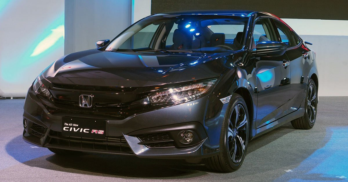 Latest All New Honda Civic Variants Prices Car News Top Free Download