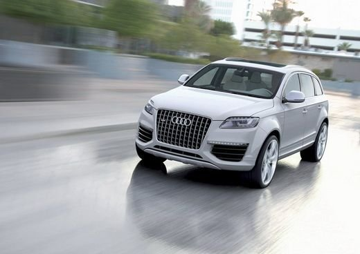 Latest Audi Q7 I Ll Take It In Any Color Except White Please Free Download
