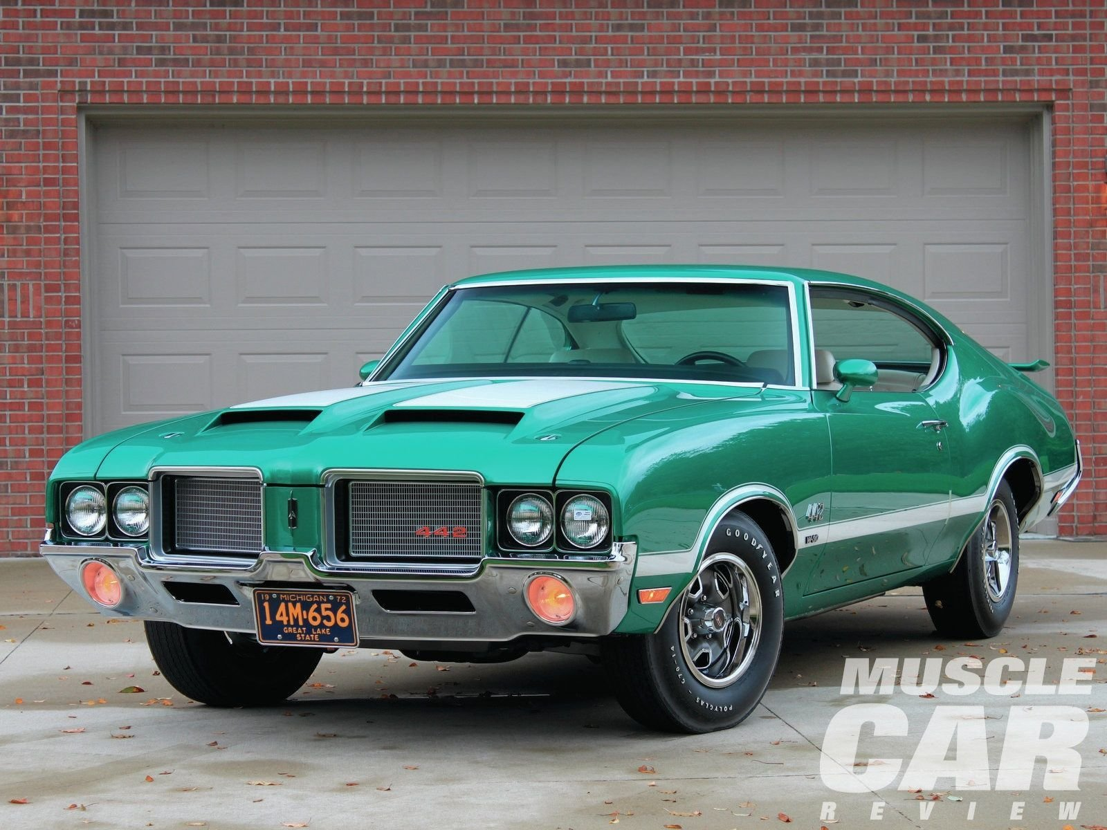 Latest 1972 Oldsmobile Cutlass 442 W30 Muscle Cars Cars Free Download