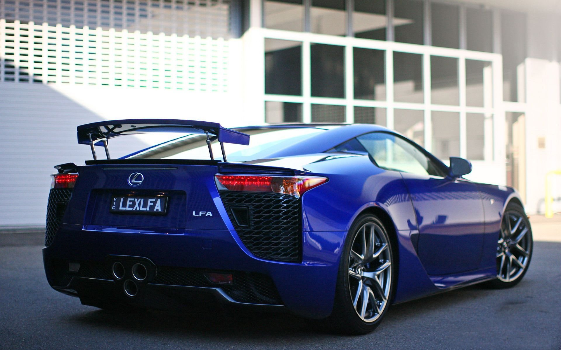 Latest Lexus Lfa Car Hd Wallpaper Blue Cars Wallpapers Pictures Free Download
