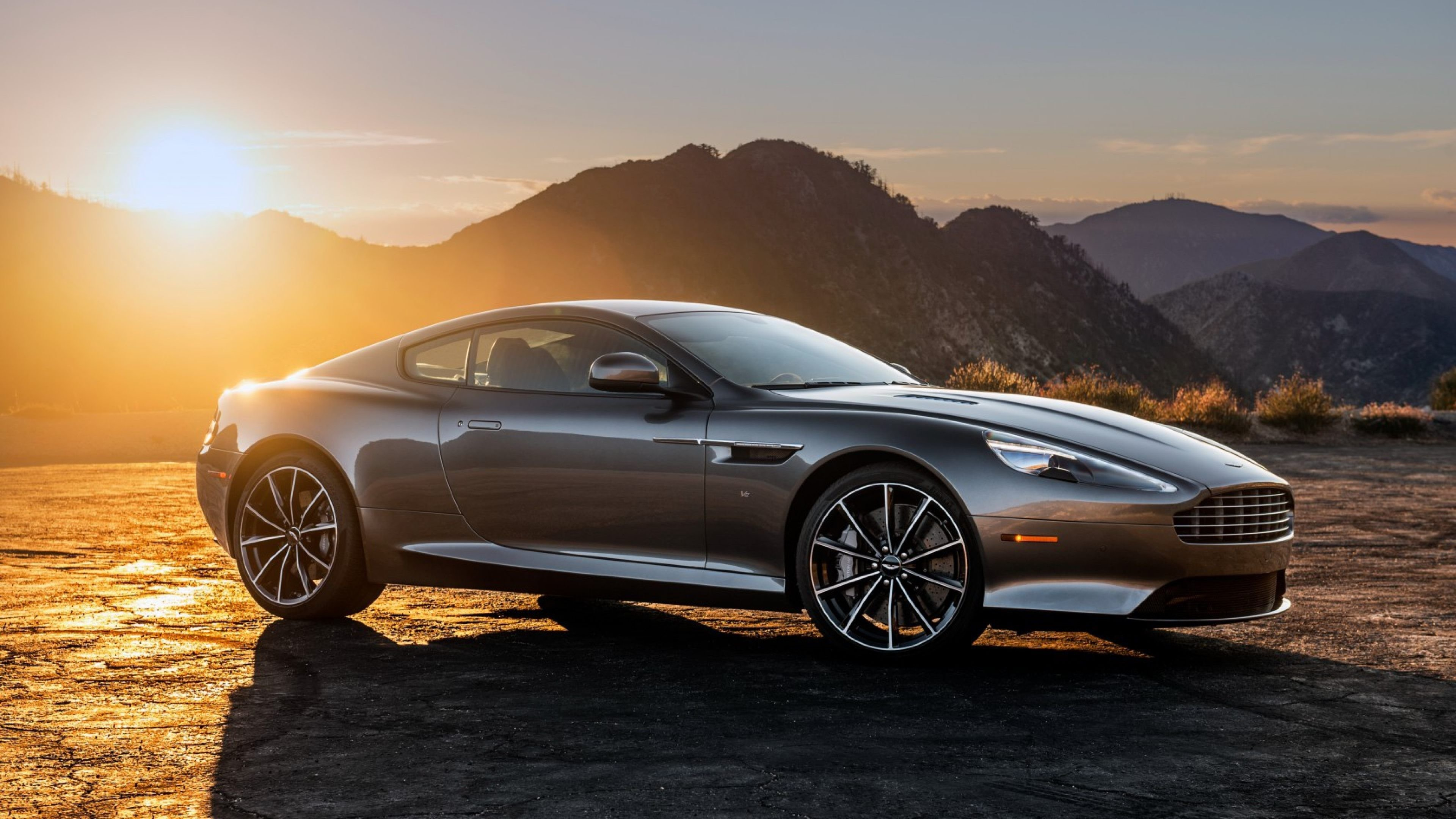 Latest Db9 Aston Martin Car 4K Ultra Hd Wallpaper Ololoshenka Free Download