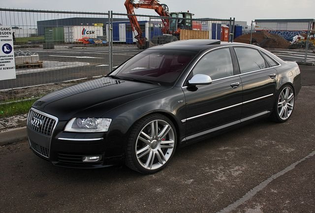 Latest Audi S8 The Transporter 3 Edition By Noortphotography Free Download