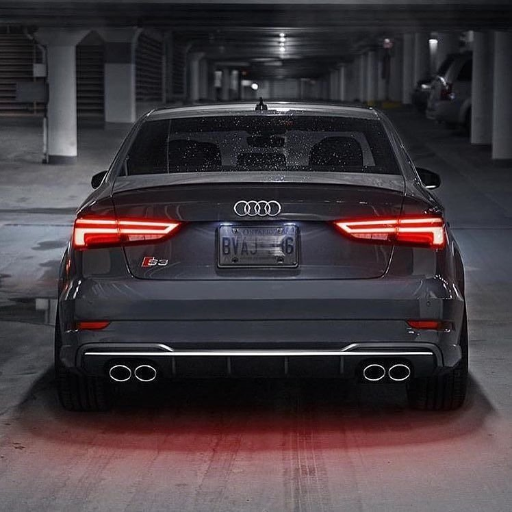 Latest Audi S3 Tail Light Love Audi Audi Rs3 Audi Cars Free Download