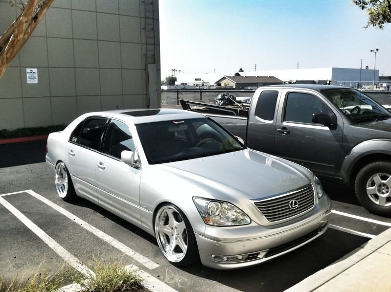 Latest Post Pics Of 20 S On Your Ls430 Page 38 Club Lexus Free Download