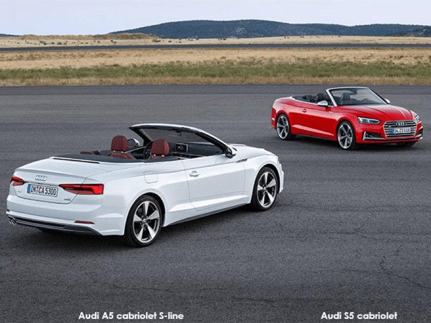 Latest Audi A5 Cabriolet And S5 Cabriolet – New Cars Open To Free Download
