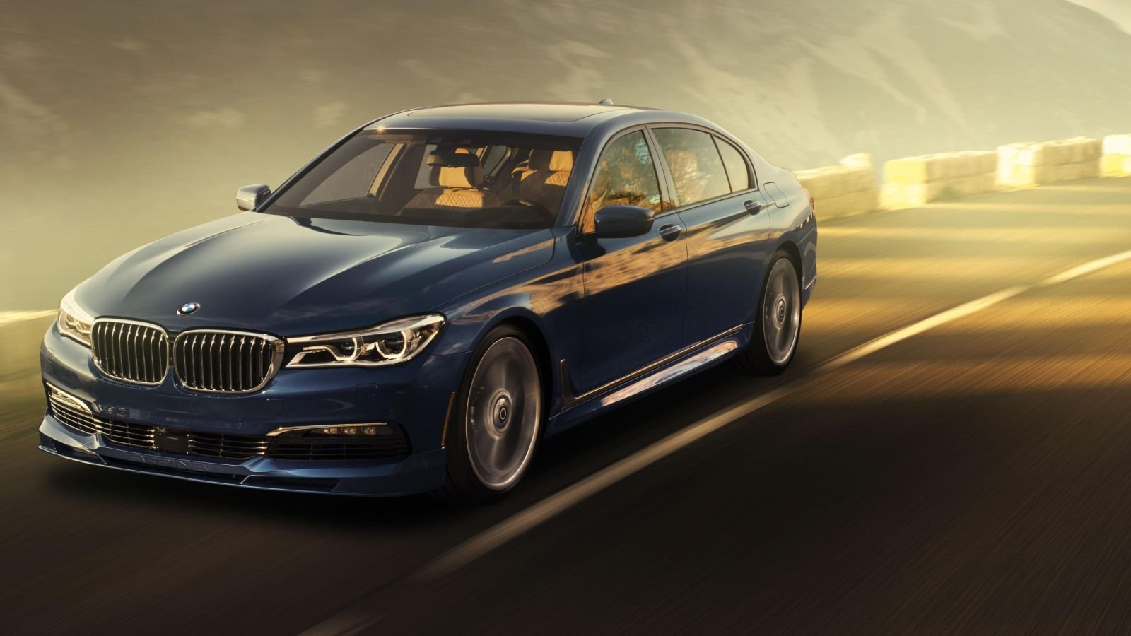 Latest The 2017 Alpina B7 Is Your 600 Horsepower M7 Bmw Doesn T Free Download Original 1024 x 768
