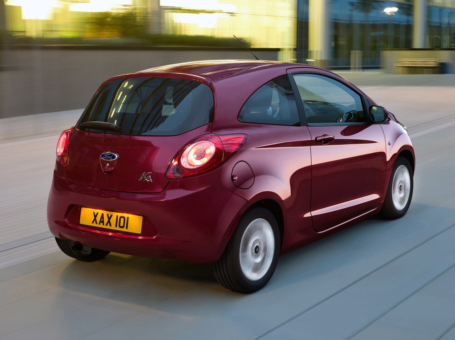 Latest Used Ford Ka Hatchback 2009 2016 Review Parkers Free Download