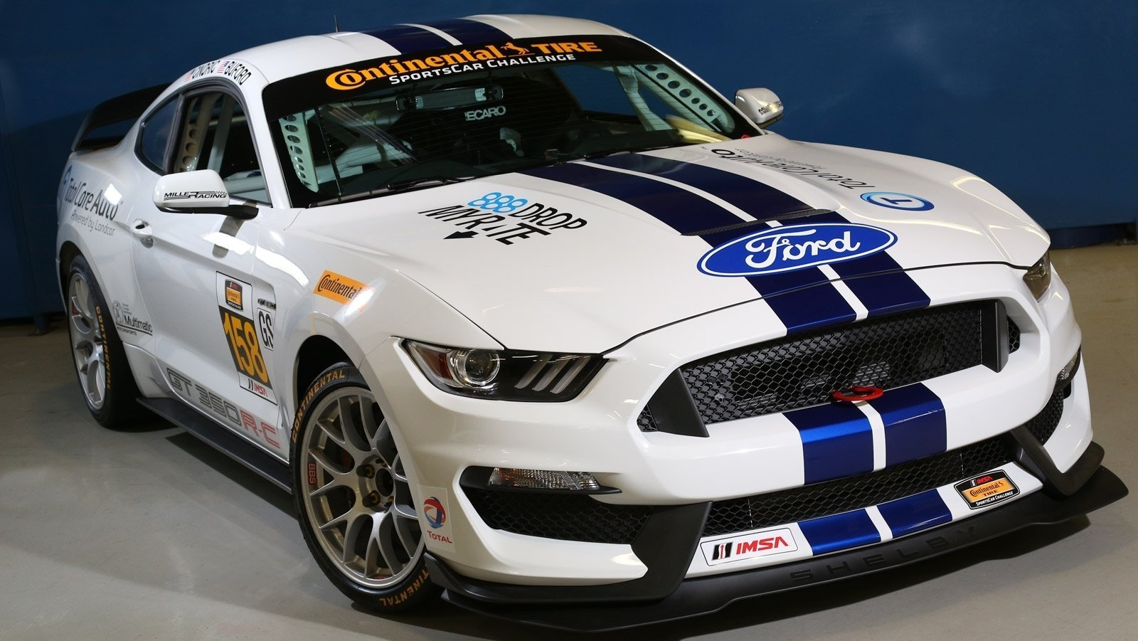 Latest 2016 Ford Shelby Gt350R C Mustang Race Car Top Speed Free Download