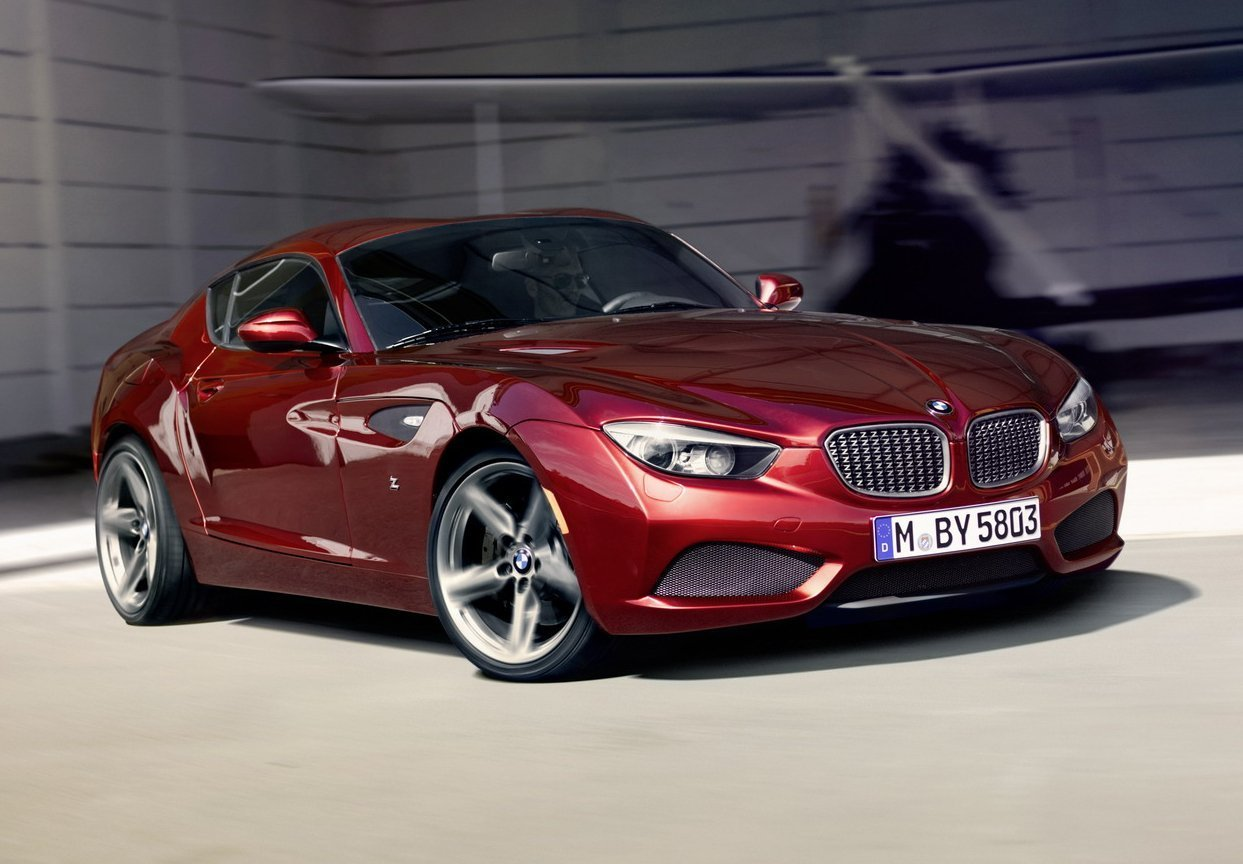 Latest 2012 Bmw Zagato Coupe Review Top Speed Free Download