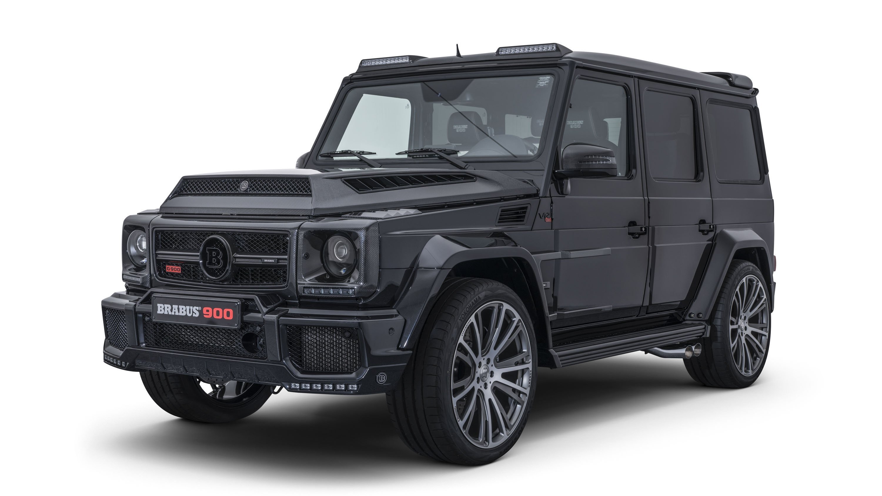 Latest 2017 Mercedes Amg G 65 Brabus 900Ps Top Speed Free Download Original 1024 x 768