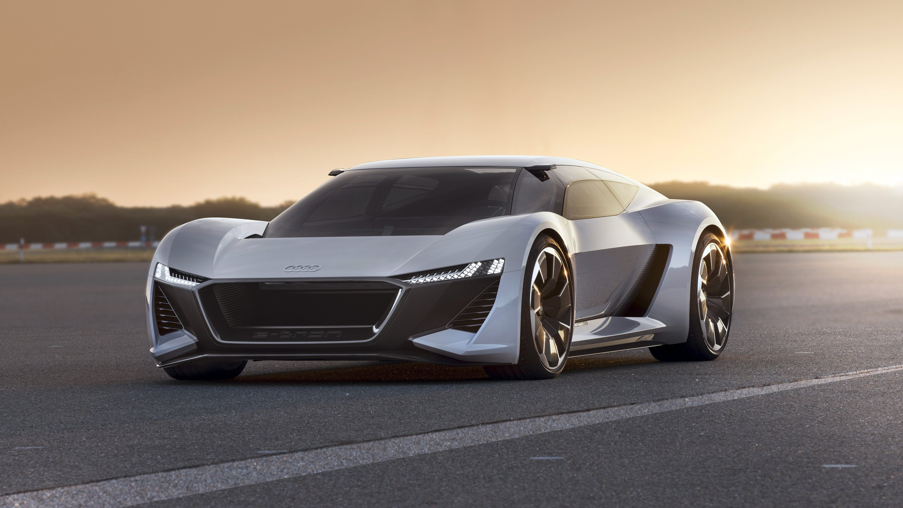 Latest 2018 Audi Pb18 E Tron Concept Top Speed Free Download