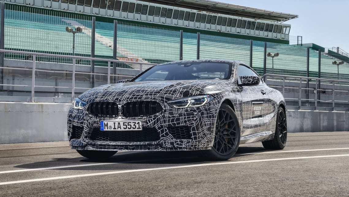Latest Bmw M8 2019 Will Come In Three Bodystyles Car News Free Download