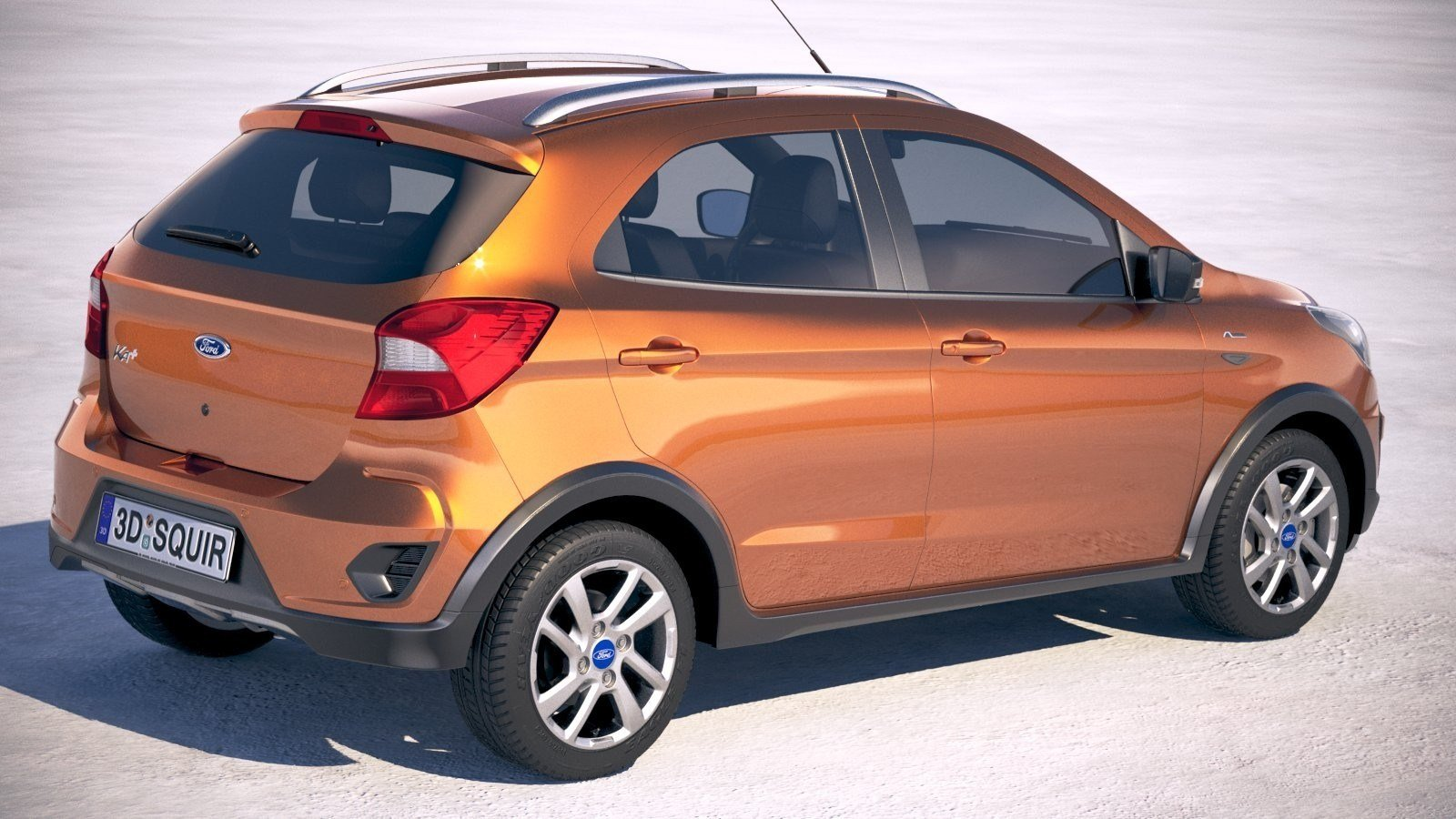 Latest Ford Ka Active 2019 Free Download