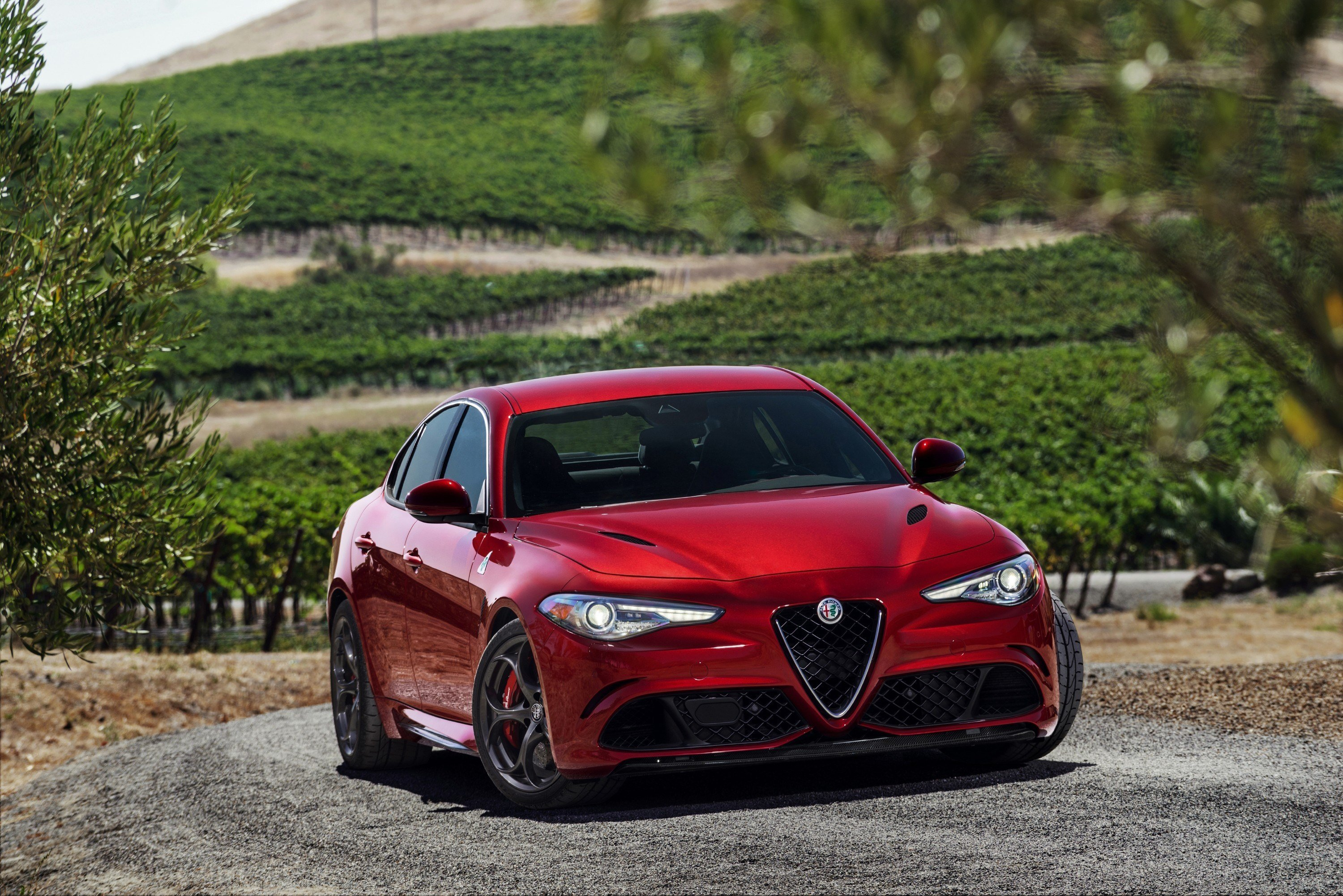 Latest Alfa Romeo Giulia Quadrifoglio Specs 2016 2017 2018 Free Download
