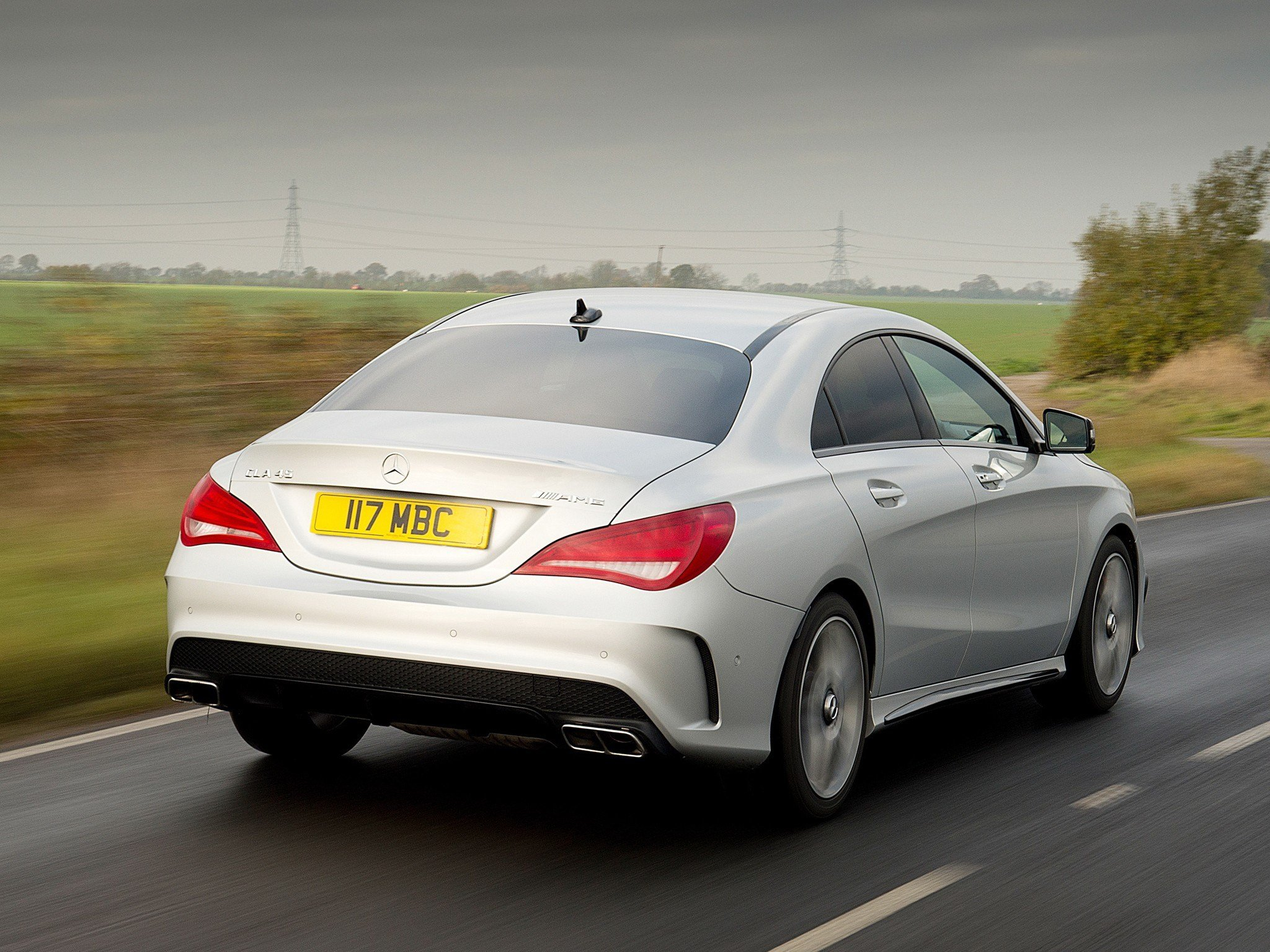 Latest Mercedes Benz Cla 45 C117 Specs Photos 2013 2014 Free Download