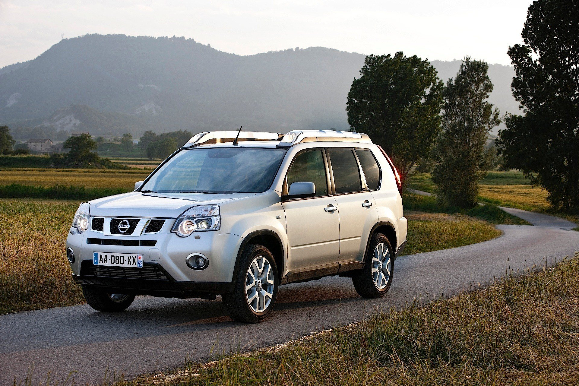 Latest Nissan X Trail Specs Photos 2007 2008 2009 2010 Free Download