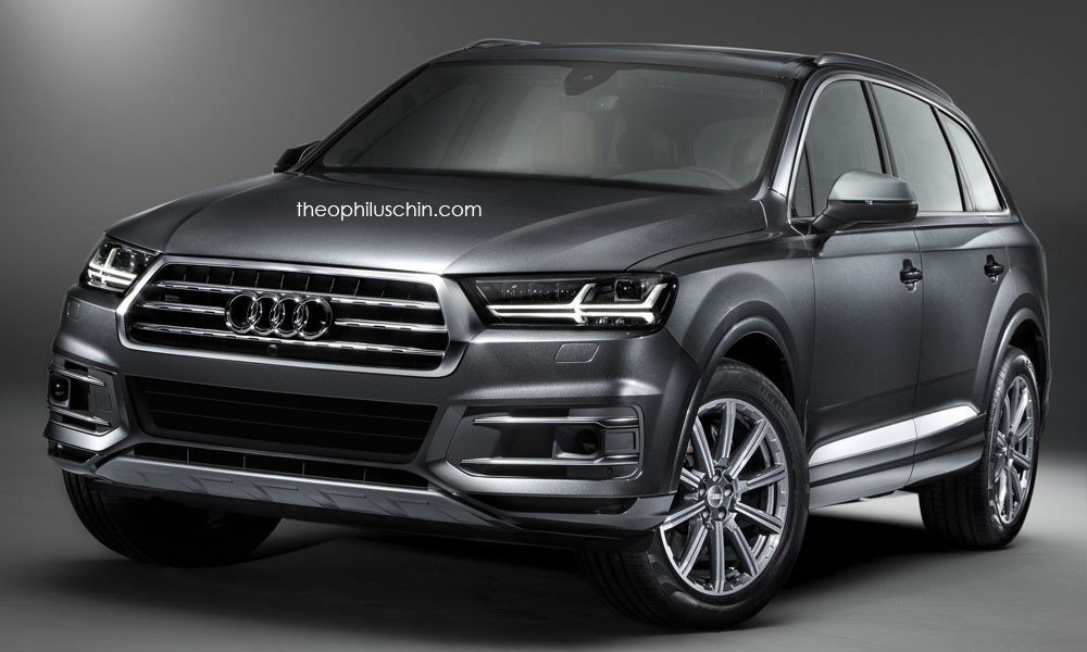 Latest 15 Current Audi Models Rendered Without Single Frame Free Download
