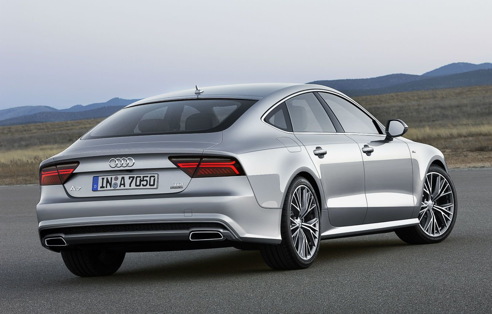 Latest 2014 Audi A7 Sportback Revealed With Facelift And Power Free Download