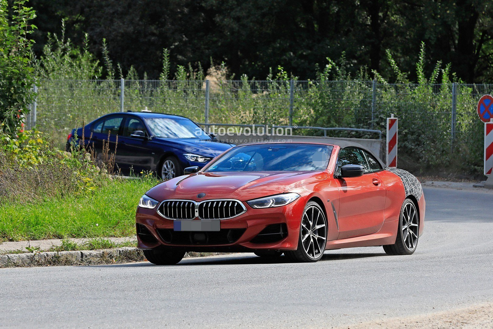 Latest 2019 Bmw M850I Xdrive Cabriolet Looks Stunning In Sunset Free Download