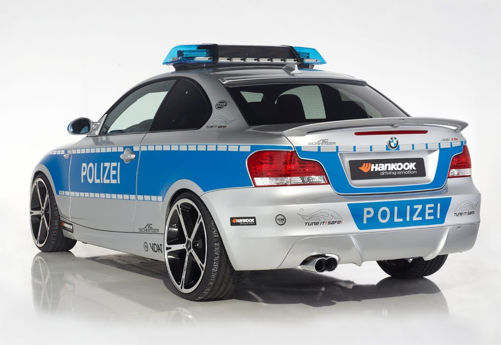 Latest Ac Schnitzer Bmw 123D Polizei Revealed Autoevolution Free Download