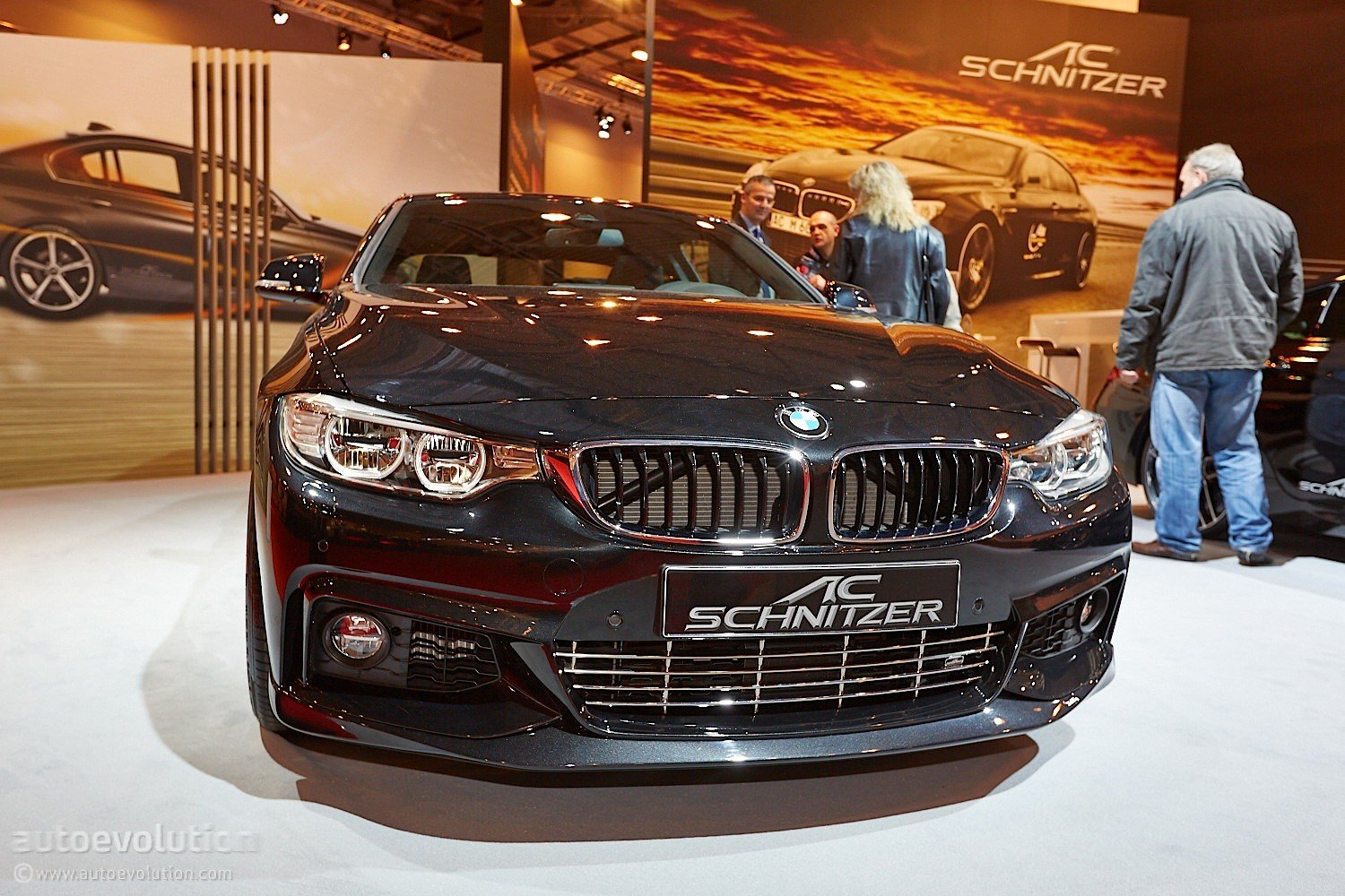 Latest Ac Schnitzer Bmw 4 Series Coupe At The Essen Motor Show Free Download