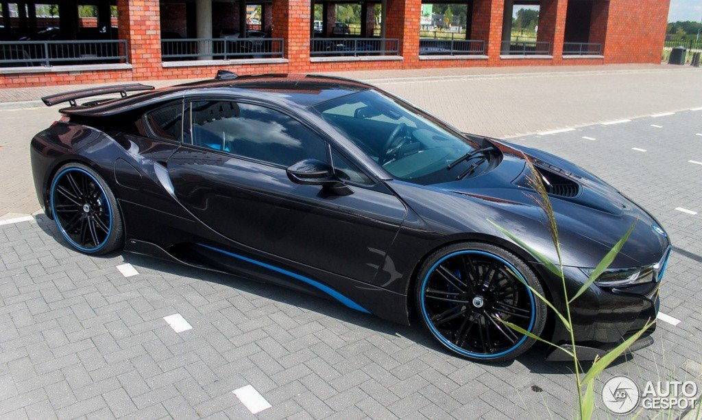 Latest Ac Schnitzer's Bmw I8 Spotted In The Netherlands – Photo Free Download