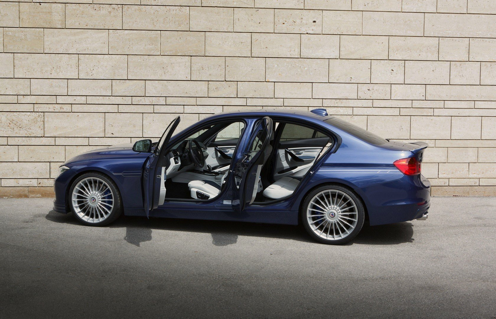 Latest Alpina D3 Biturbo Is The World S Fastest Diesel Production Free Download