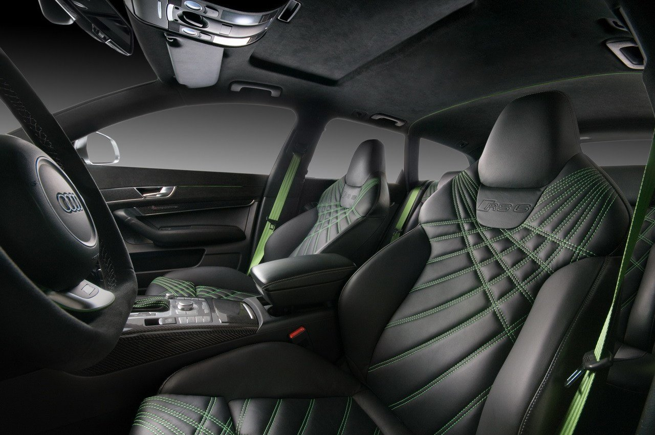 Latest Audi Rs6 Avant Touched By Vilner Autoevolution Free Download