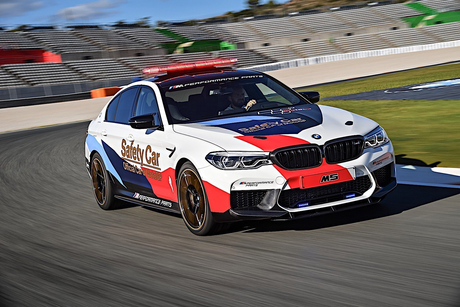 Latest 2018 Bmw M5 Motogp Safety Car Gets Ready For Season Start Free Download