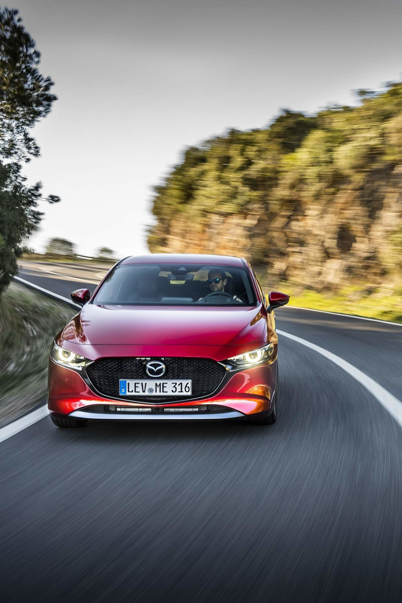 Latest Euro Spec 2019 Mazda3 Detailed In Massive Photo Gallery Free Download