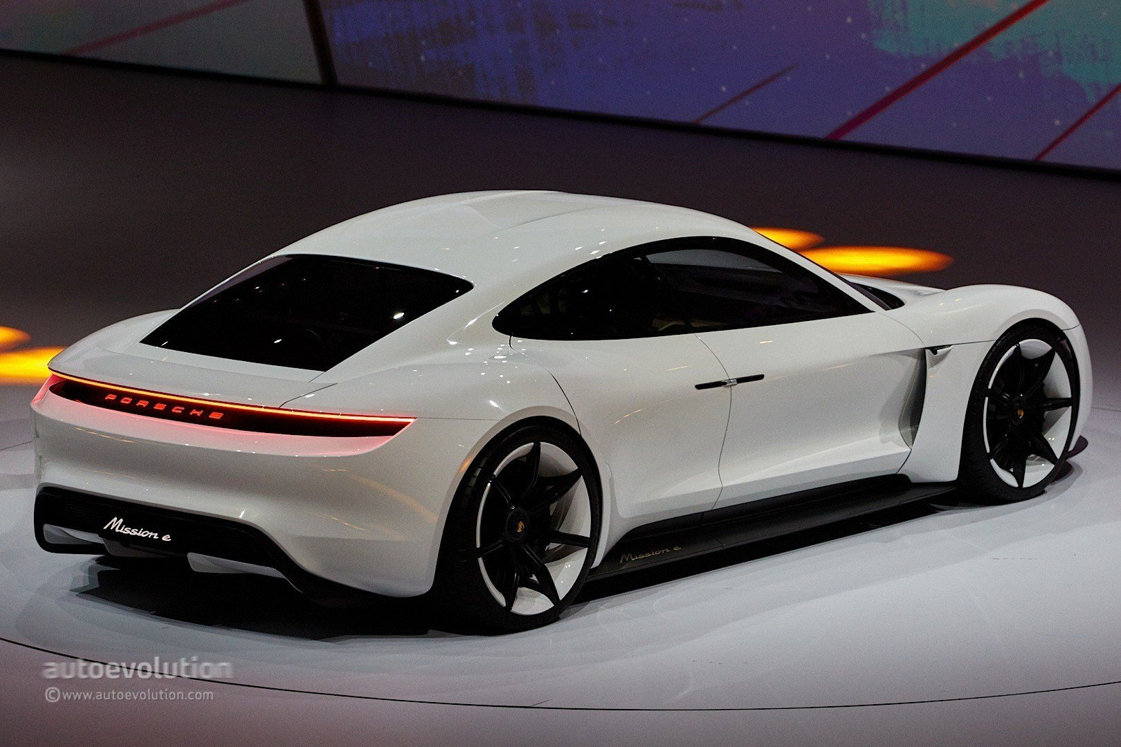 Latest Porsche Mission E Gets Production Green Light Coming By Free Download