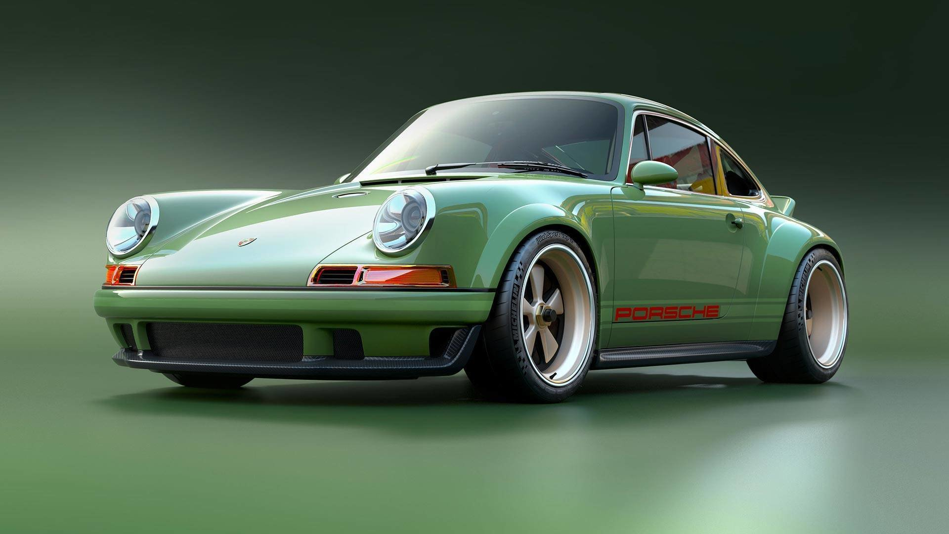 Latest Singer S New 500 Hp Absinthe Porsche 911 Is The Ultimate Free Download