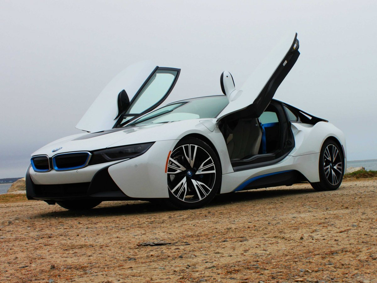 Latest The Bmw I8 Is The Sports Car Of The Future And We Drove Free Download
