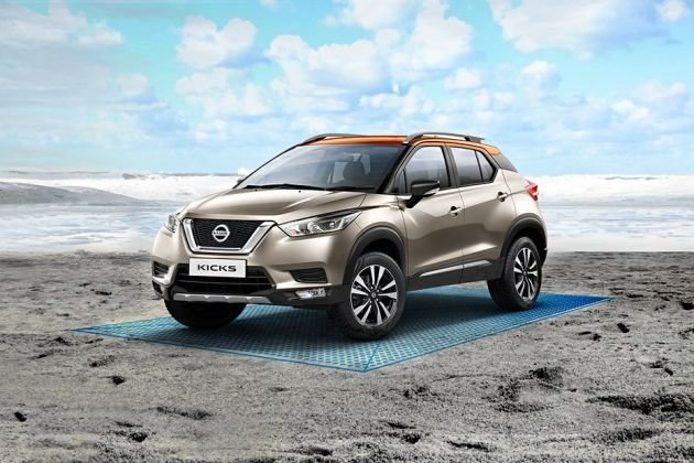 Latest Nissan Kicks Xv On Road Price Petrol Features Specs Free Download