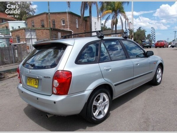 Latest 2003 Mazda 323 Astina Shades For Sale Automatic Hatchback Free Download