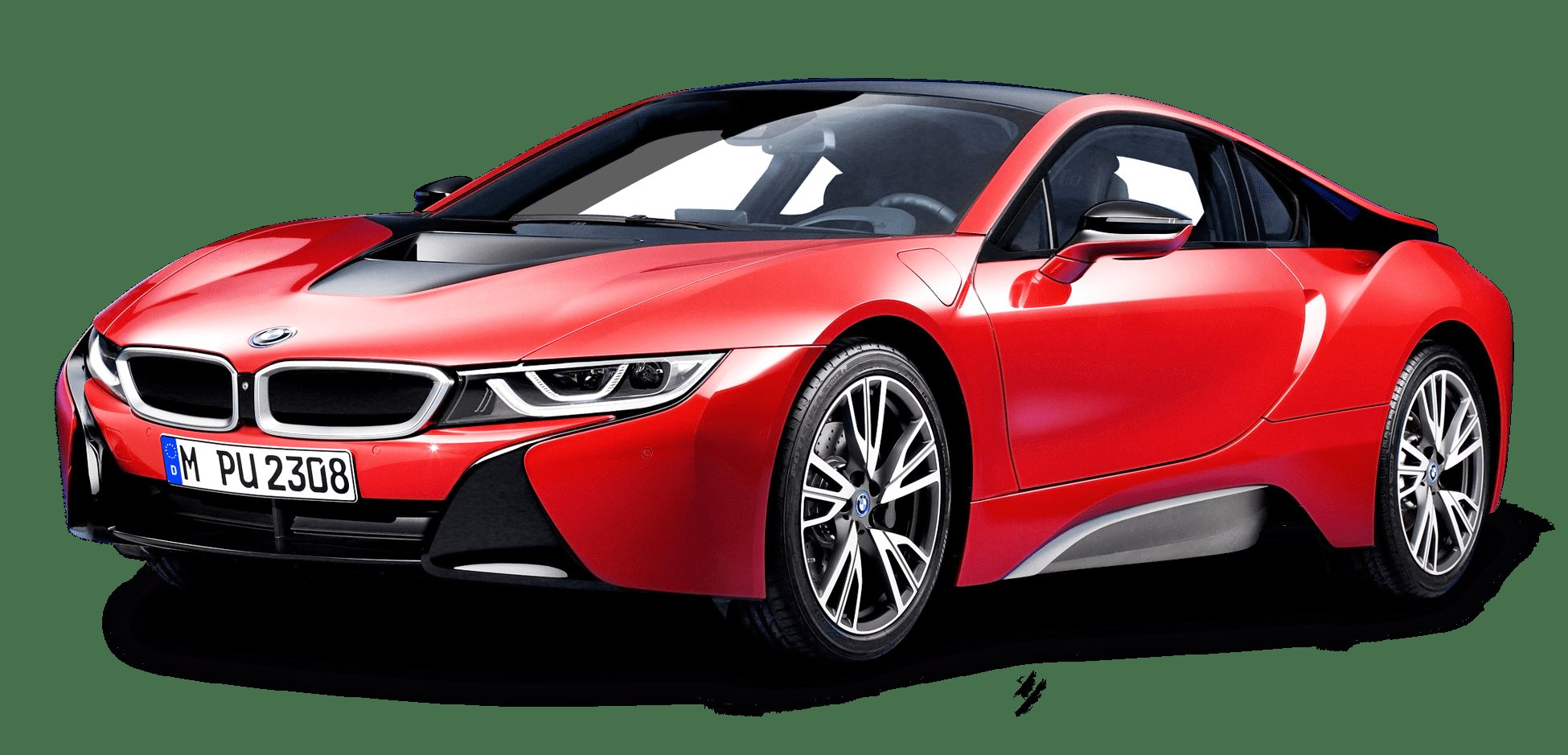 Latest Bmw I8 Protonic Red Car Png Image Purepng Free Free Download