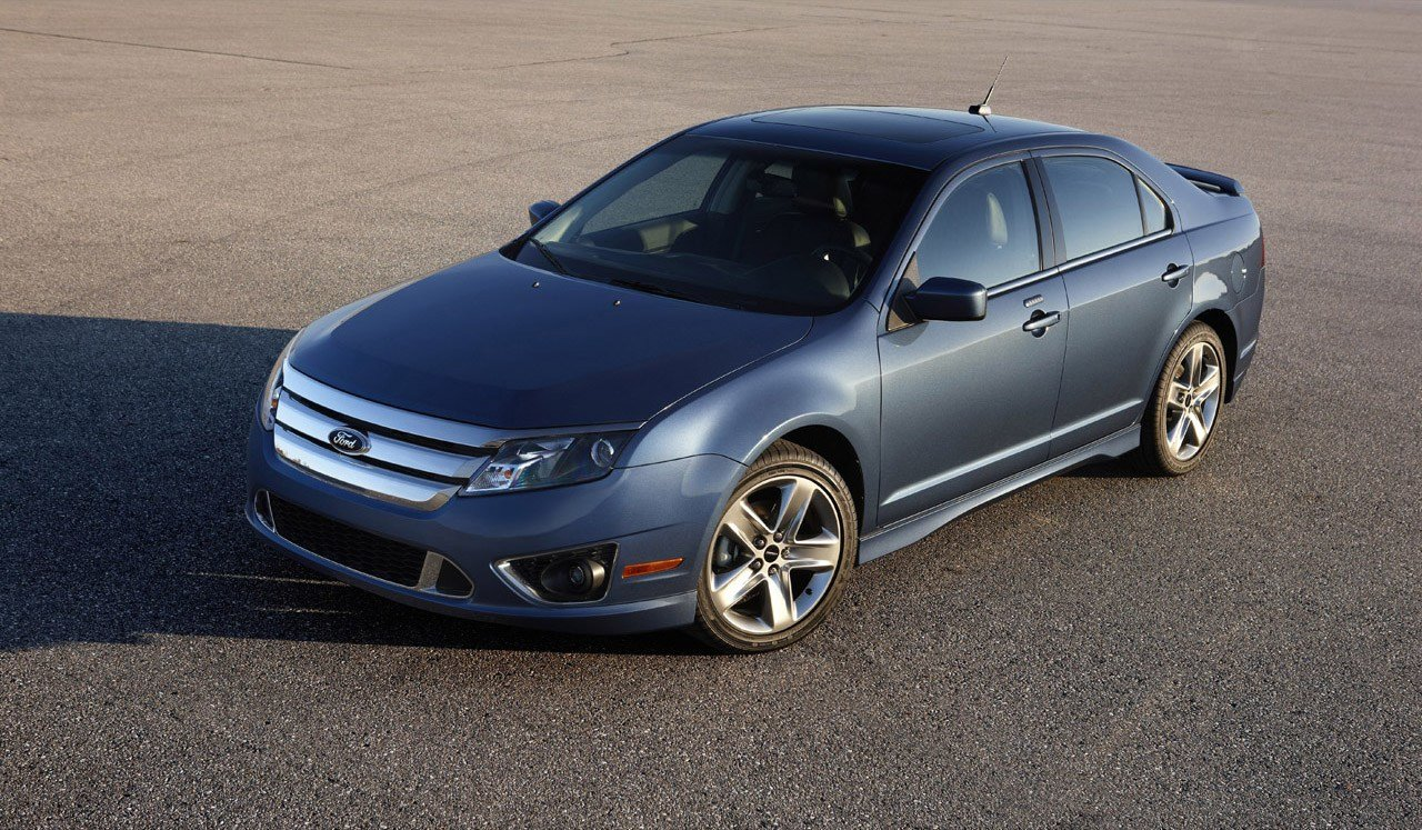 Latest New 2010 Ford Fusion Sport And Hybrid Debut At The L A Free Download