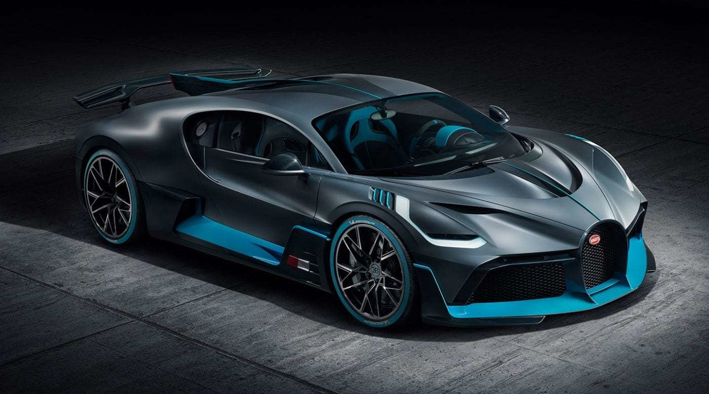 Latest Bugatti Divo Price Specs Photos And Review Free Download
