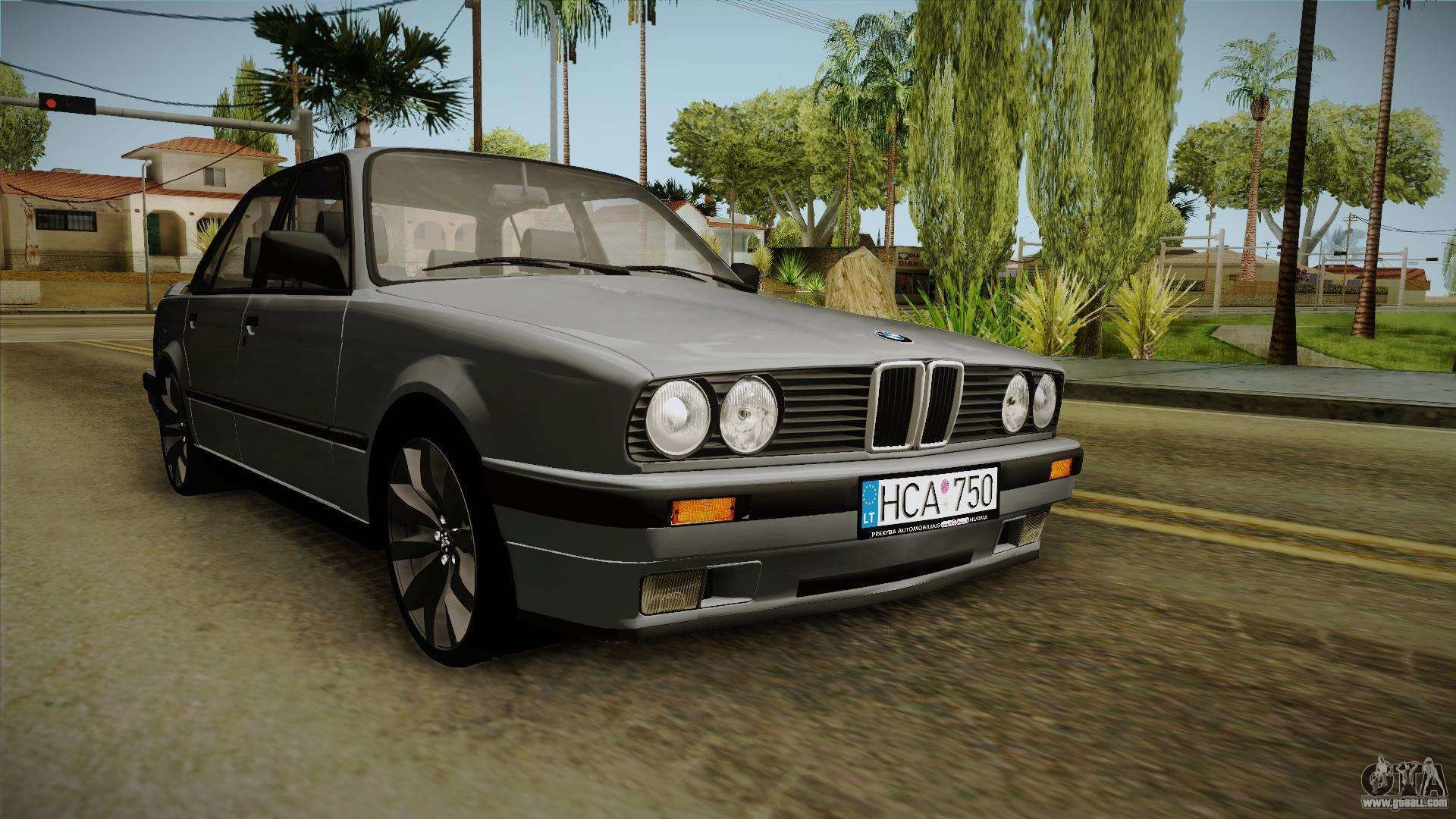 Latest Bmw M3 E30 Edit V1 For Gta San Andreas Free Download