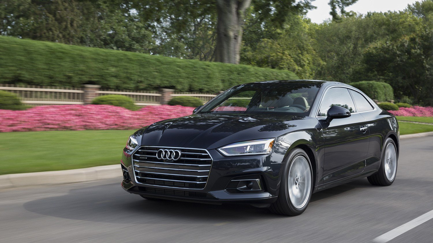 Latest 2018 Audi A5 Coupe 2 0T Quattro New Car Reviews Free Download