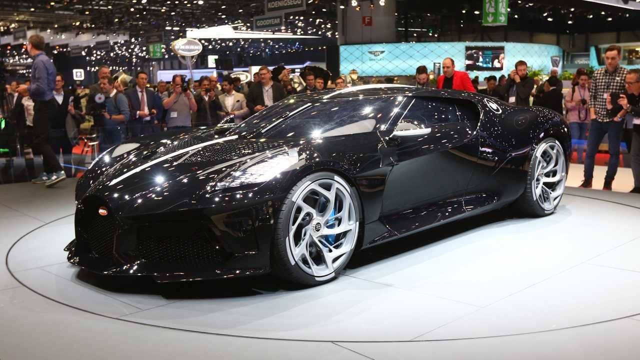 Latest Bugatti La Voiture Noire Debuts Most Expensive New Car Ever Free Download