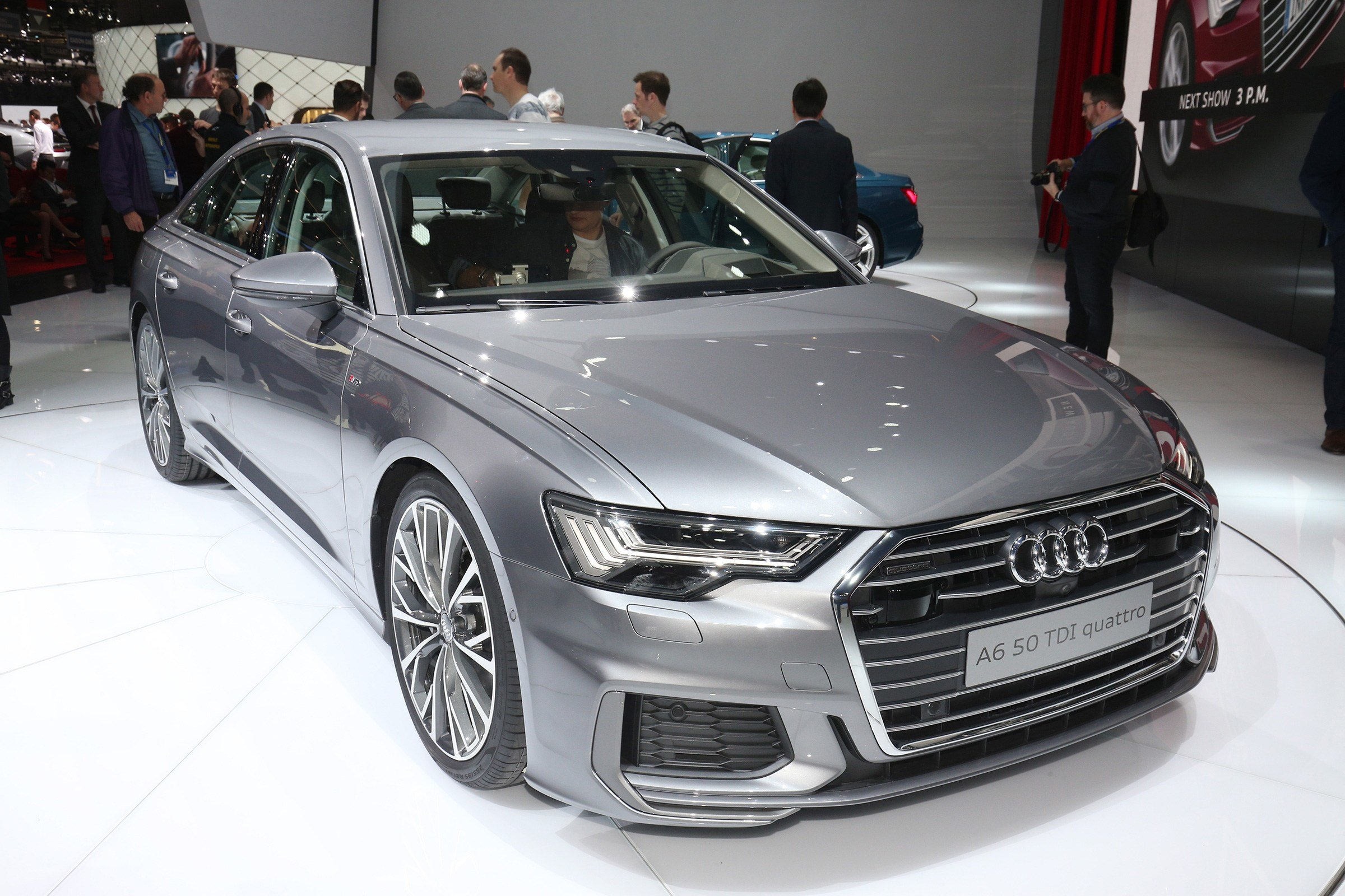 Latest 2018 Audi A6 Makes A New Bid For Executive Car Dominance Evo Free Download