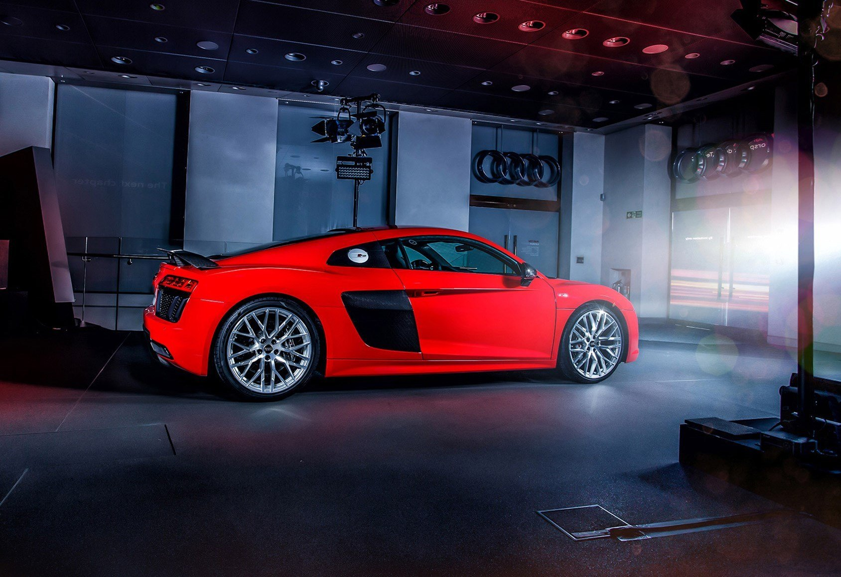 Latest Audi Nudges R8 Supercar Upmarket As Prices Hit £138 000 Free Download