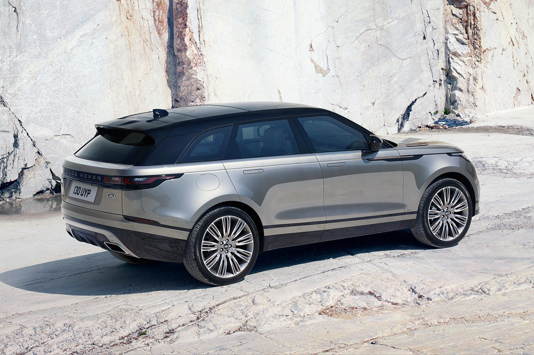 Latest New Range Rover Velar Revealed In Pictures Car Magazine Free Download