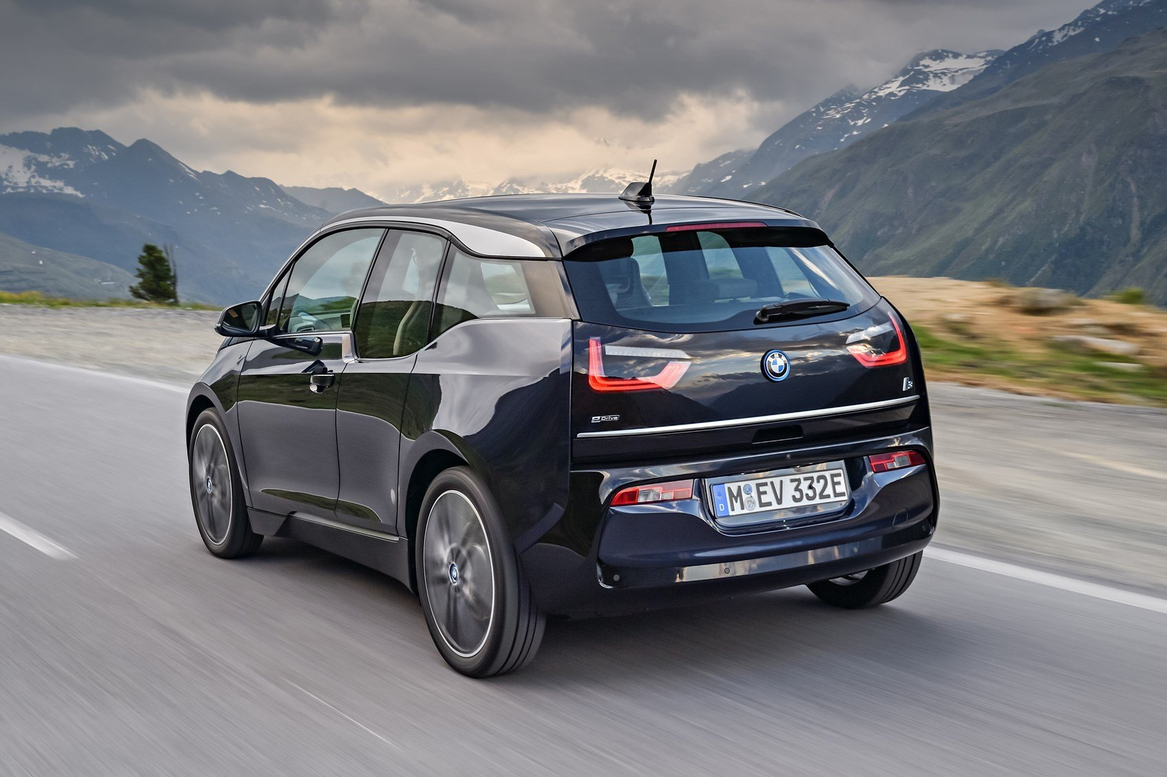 Latest Bmw I3 And I3 S Electric Car Gets Power Boost For 2018 Free Download