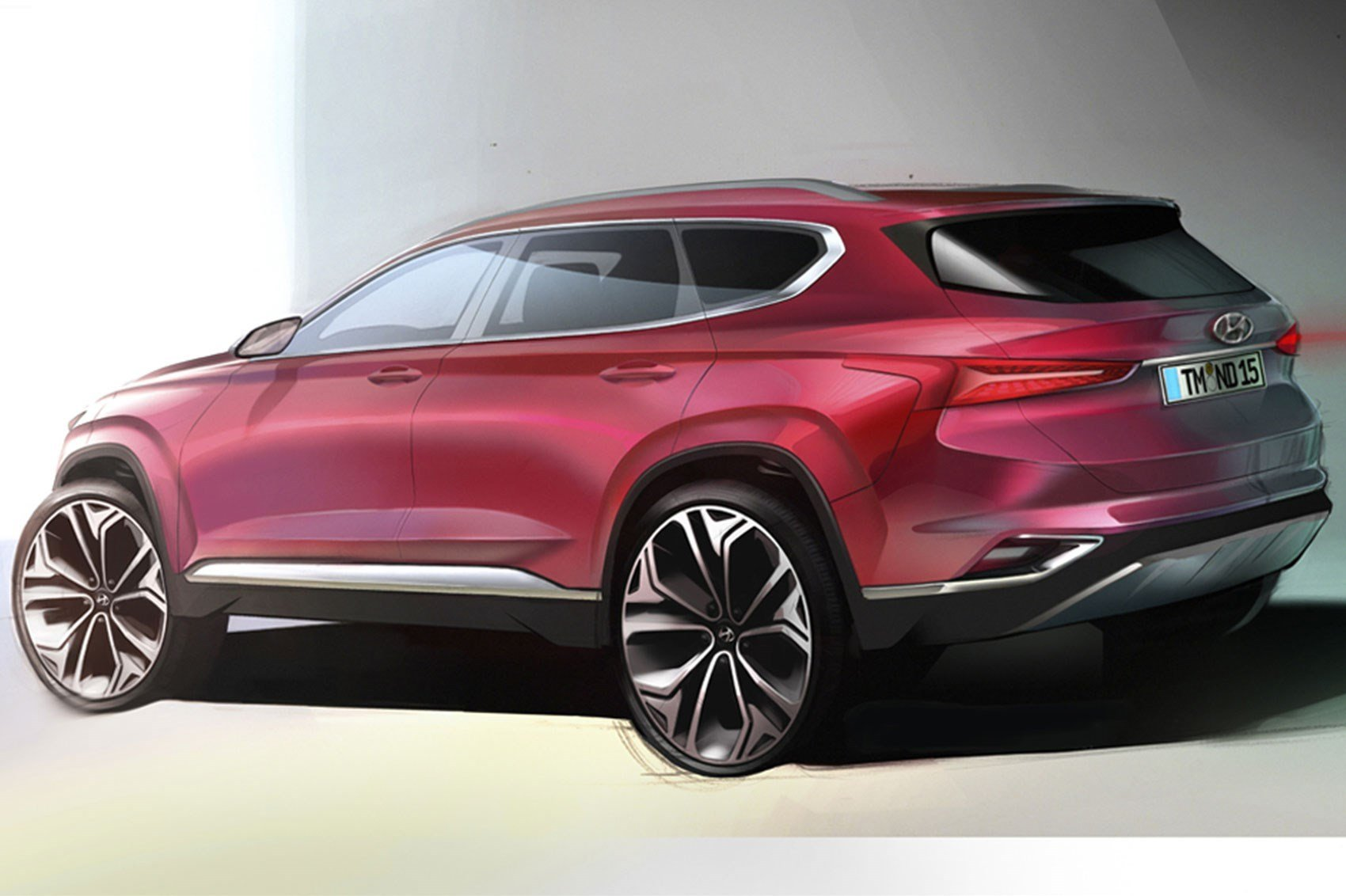 Latest New Hyundai Santa Fe Suv Everything We Know So Far Car Free Download